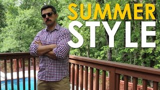 Easy Ways to Upgrade Your Casual Summer Style   The Art of Manliness