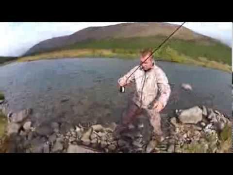рыболовные экспедиции сверху полночь карелии видео