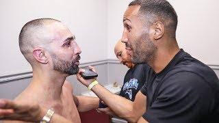 James DeGale REACTION Paulie Malignaggi BARE KNUCKLE LOSS! vs Artem Lobov