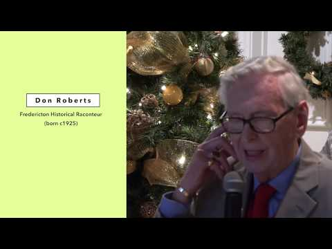 2017 YSHS Christmas Luncheon with Don Roberts