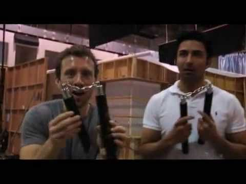 THE HUNGCHUK WAY Pejman Vahdat and TJ Thyne