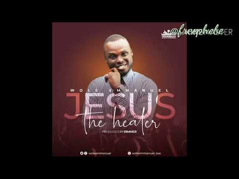 Lyrics Video: JESUS THE HEALER - Wole Emmanuel  [@woleemmanuel