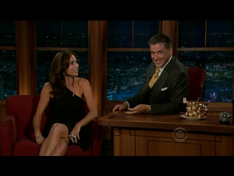Late Late Show with Craig Ferguson 7/24/2012 Minnie Driver, Colin Mochrie