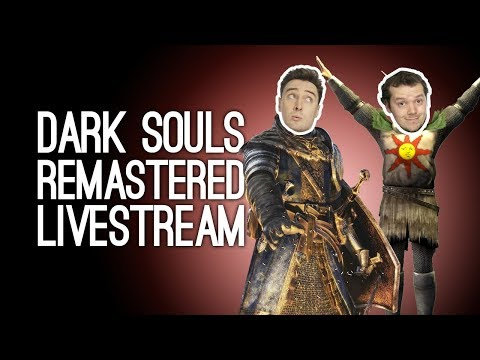 Dark Souls Remastered LIVESTREAM: Outside Xtra Plays Dark Souls Remastered on PS4, Plus Q&A!