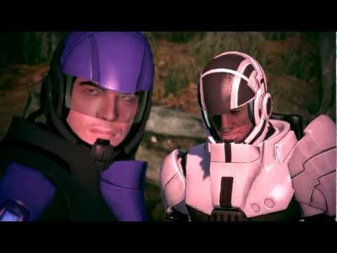 Richard Jenkins: Death  Mass Effect 1  FULL HD