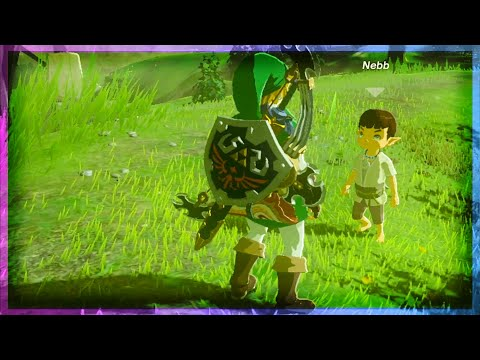 Zelda Breath of the Wild - The Weapon Connoisseur - All Weapons Location