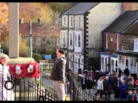 Remembrance Day 2012 - LOFTUS