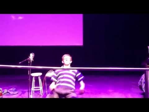 Brighton secondary school year 12 talent show: Limbo