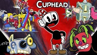 Cuphead All Secret/Hidden Knockouts