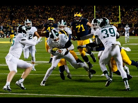 Michigan State Vs. Michigan Radio Call