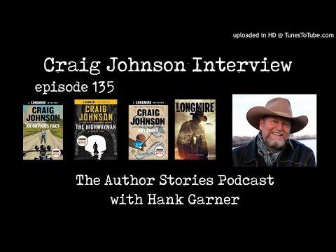 Episode 135  Longmire Creator Craig Johnson Returns