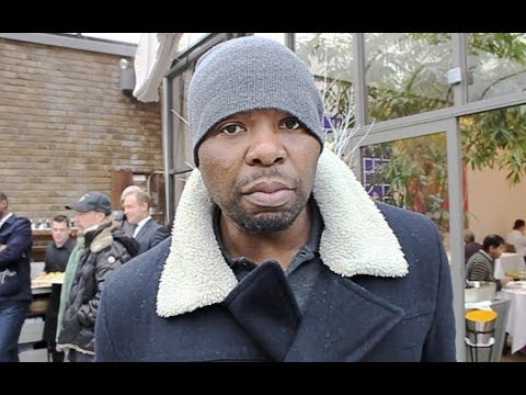 DON CHARLES TALKS CHISORA