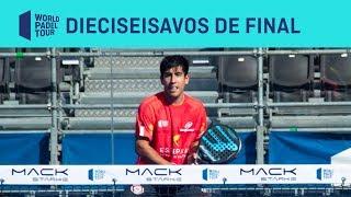 Resumen Dieciseisavos (primer turno) México Padel Open | World Padel Tour