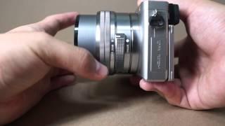 소니 미러리스 카메라 a6000 E16 50mm 소개 …