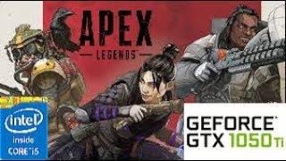 Apex Legends: GTX 1050 TI 4GB I5 4460