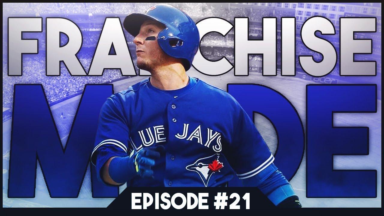 MLB The Show 18 - Toronto Blue Jays Franchise Mode #21
