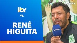 Líbero vs. René Higuita