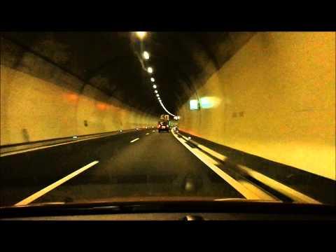 The Tunnel de Pomy