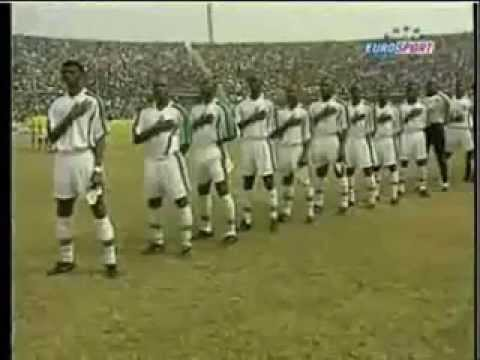 Nigeria v Cameroon - 2000 Africa Cup of Nations Final