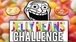 Jelly Beans Challenge - Vomitando con el Challa y el Chaski! D: - en Español by Xoda