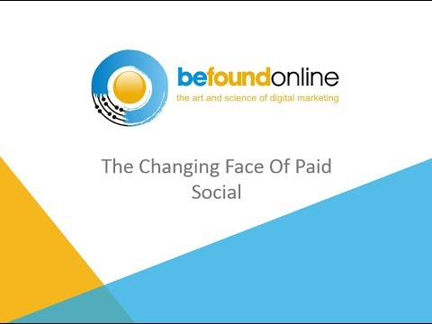 The Changing Face of Paid vs. Organic Social