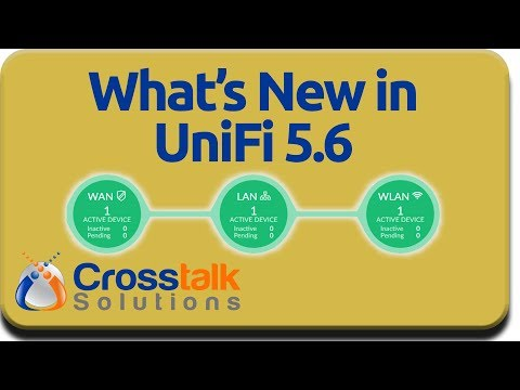 What's New in UniFi 5.6