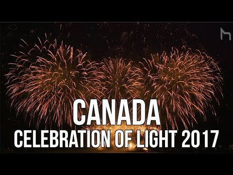 Team Canada - Celebration of Light 2017