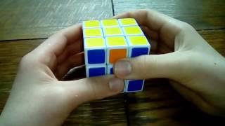как собрать кубик Рубика часть 5
