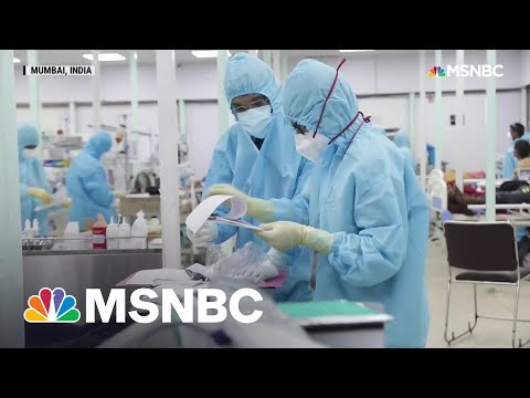 Biden To Restrict Flights From India Amid Covid Surge | MSNBC