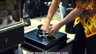 How to install the 8675 Dura Vent Chimney Adaptor with Trim  to another brand support box