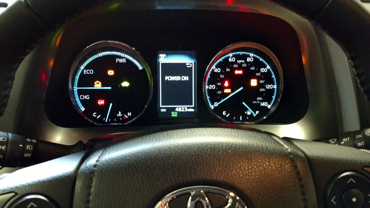 How To Reset Maintain On 2016 Toyota Rav4 Youtube