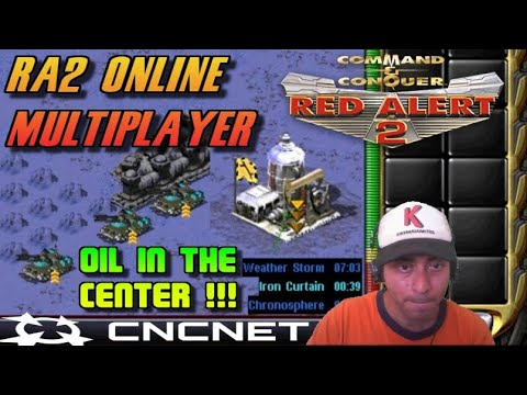 ra2 online - Super Battle in oil in the center revisited -Winter- (2 - 8) Reid maps !