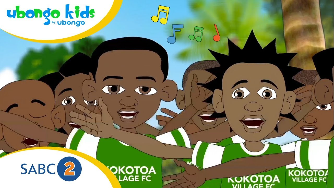 UBONGO KIDS on SABC2 | Watch Every Friday @ 3pm | Cartoons for South Africa