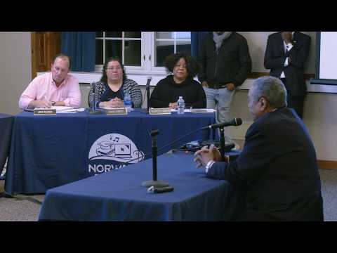 Board Of Education: Edwin Gomes Remarks