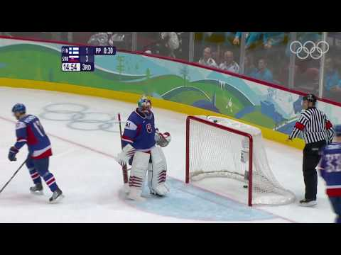 Amazing Ice Hockey Men's Highlights - Vancouver 2010 Winter Olympics