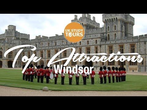 Windsor Top Attractions - UK Study Tours