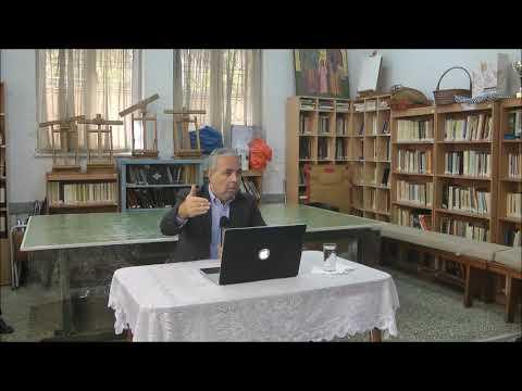 Ν. Λυγερός - Νέα δεδομένα για το Σκοπιανό και τη Β. Ήπειρο, Ι. Ν. Αγίων Πάντων Καλλιθέας, 04/11/2018