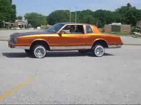 Orange 86 monte carlo w/ hydraulics