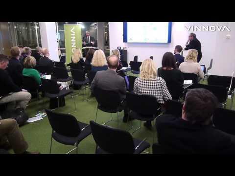 Bryan Forbes om det brittiska programmet för förkommersiell upphandling 31/1 2013