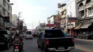 Улицы Патайи.AVI