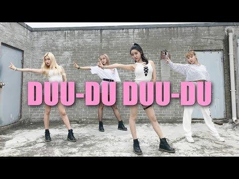 BLACKPINK (블랙핑크) - DDU-DU DDU-DU (뚜두뚜두) Dance Cover By. HEYGIRLS