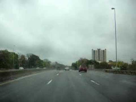 I-190 and I-290 - Worcester, Massachusetts