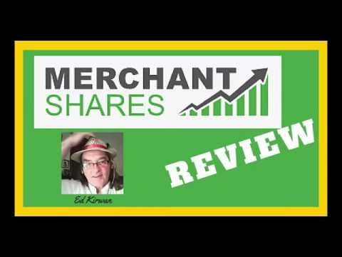Merchant Shares Review Buying Merchant Shares by Ed Kirwan