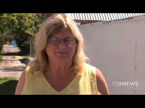 Laneway Sale | 9 News Perth