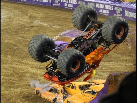 Monster Jam 2016 @ Oklahoma City, OK -HIGHLIGHTS!!!