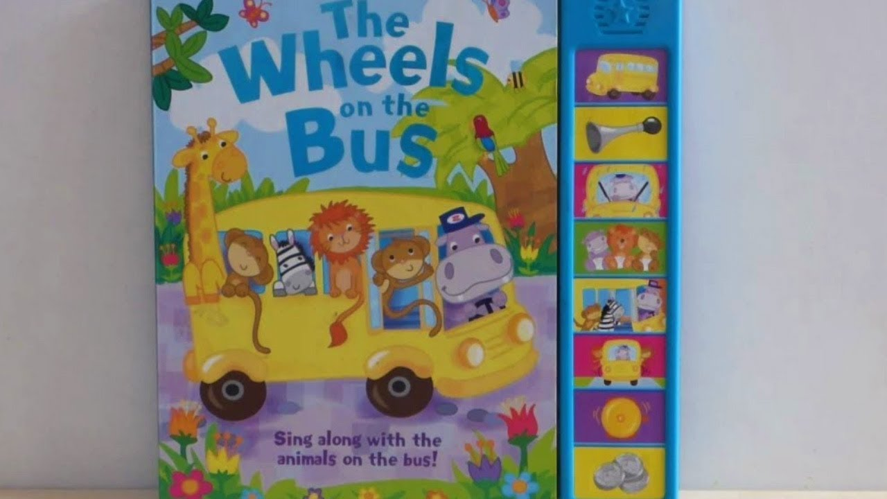 The Wheels on the Bus (Super Sounds) Board book by Igloo books ...