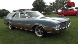 Cool Hot Rod Wagon - 1971 Oldsmobile Vista Cruiser