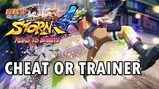 Cheat 100% Work Naruto Shippuden Ultimate Ninja Storm 4 Road to Boruto
