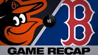 4/15/19: Davis hits 1st HR in Orioles' 8-1 win