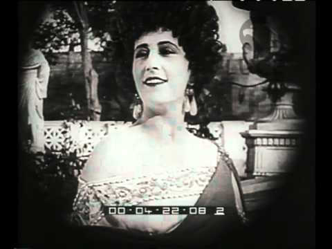 Concorso INCOM Tiber Film. Messaggio a Messalina